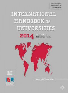 International Handbook of Universities 2013 av International Association of Universities (Innbundet)