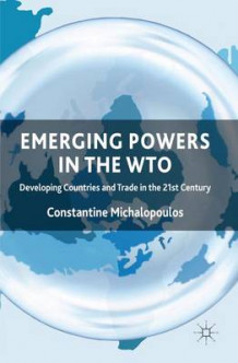 Emerging Powers in the WTO av Constantine Michalopoulos (Innbundet)