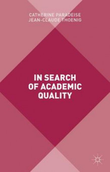 In Search of Academic Quality 2015 av Catherine Paradeise og Jean-Claude Thoenig (Innbundet)