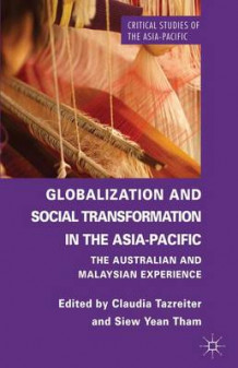 Globalization and Social Transformation in the Asia-Pacific (Innbundet)