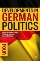 Developments in German Politics 4 (Heftet)