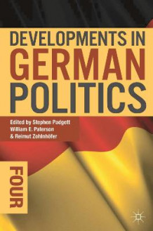 Developments in German Politics 4 (Innbundet)