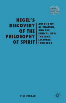 Hegel's Discovery of the Philosophy of Spirit av Pini Ifergan (Innbundet)
