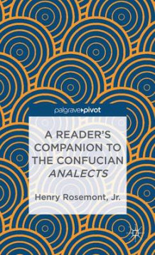 A Reader's Companion to the Confucian Analects 2013 av Rosemont (Innbundet)