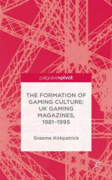 Omslag - The Formation of Gaming Culture