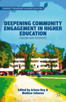 Deepening Community Engagement in Higher Education (Innbundet)