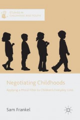 Omslag - Negotiating Childhoods 2016