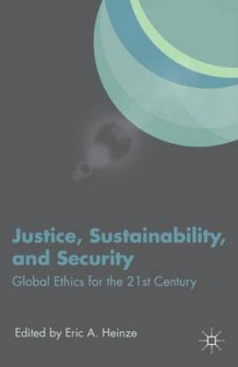 Justice, Sustainability, and Security (Innbundet)