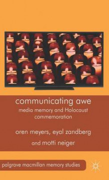 Communicating Awe av Oren Meyers, Motti Neiger og Eyal Zandberg (Innbundet)