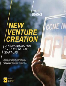 New Venture Creation av Paul Burns (Heftet)