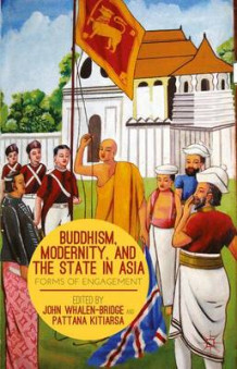 Buddhism, Modernity, and the State in Asia (Innbundet)