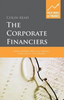 The Corporate Financiers av Colin Read (Innbundet)