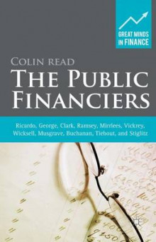 Public Financiers av Colin Read (Innbundet)