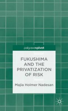 Fukushima and the Privatization of Risk av Majia Holmer Nadesan (Innbundet)