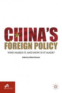 China's Foreign Policy (Innbundet)