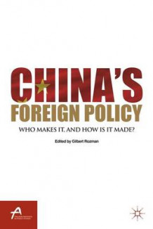 China's Foreign Policy (Heftet)