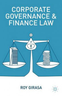 Corporate Governance and Finance Law av Roy J. Girasa (Innbundet)