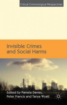 Invisible Crimes and Social Harms (Innbundet)