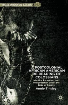 A Postcolonial African American Re-reading of Colossians av Annie Tinsley (Innbundet)