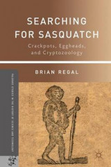 Omslag - Searching for Sasquatch