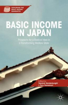 Basic Income in Japan (Innbundet)
