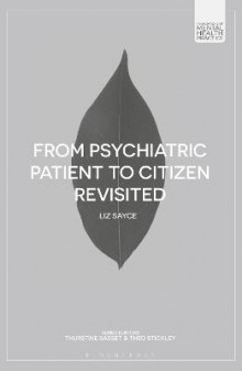 From Psychiatric Patient to Citizen Revisited av L. Sayce (Heftet)