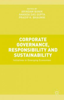 Corporate Governance, Responsibility and Sustainability (Innbundet)