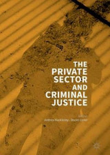 Omslag - The Private Sector and Criminal Justice