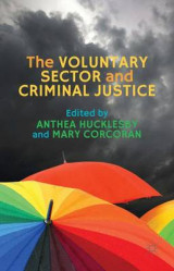 Omslag - The Voluntary Sector and Criminal Justice 2015