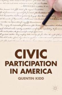 Civic Participation in America av Quentin Kidd (Heftet)