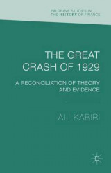 Omslag - The Great Crash of 1929