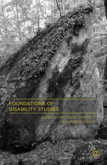 Foundations of Disability Studies 2013 (Innbundet)