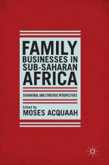 Omslag - Family Businesses in Sub-Saharan Africa 2016