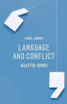 Language and Conflict av Karol Janicki (Heftet)