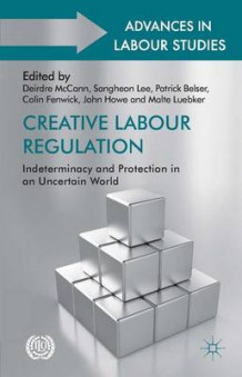 Creative Labour Regulation (Innbundet)