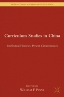 Curriculum Studies in China (Innbundet)