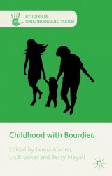 Omslag - Childhood with Bourdieu