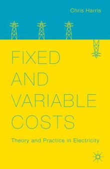 Fixed and Variable Costs av Chris Harris (Innbundet)