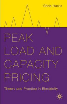 Peak Load and Capacity Pricing av Chris Harris (Innbundet)