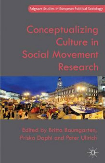 Conceptualizing Culture in Social Movement Research (Innbundet)