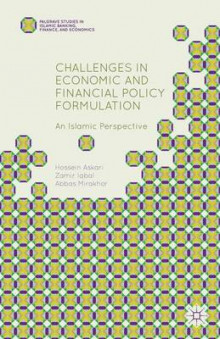 Challenges in Economic and Financial Policy Formulation av Hossein G. Askari, Zamir Iqbal og Abbas Mirakhor (Innbundet)
