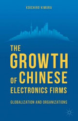Omslag - The Growth of Chinese Electronics Firms