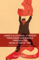 Lenin's Electoral Strategy from Marx and Engels through the Revolution of 1905 av Nimtz (Innbundet)