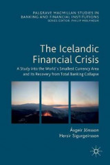 Omslag - The Icelandic Financial Crisis 2016
