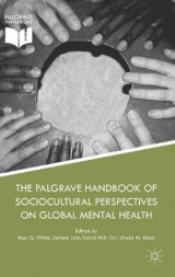 Omslag - Palgrave Handbook of Sociocultural Perspectives on Global Mental Health 2016