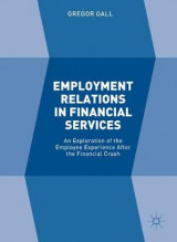 Omslag - Employment Relations in Financial Services