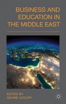 Business and Education in the Middle East (Innbundet)