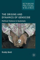 Omslag - The Origins and Dynamics of Genocide 2016
