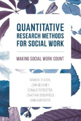 Omslag - Quantitative Research Methods for Social Work