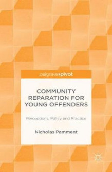 Community Reparation for Young Offenders 2015 av Nicholas Pamment (Innbundet)